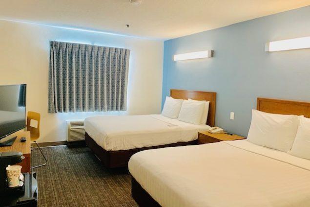 Two Queen Beds Deluxe Room